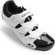 Giro Techne Miehet kengät , valkoinen/musta